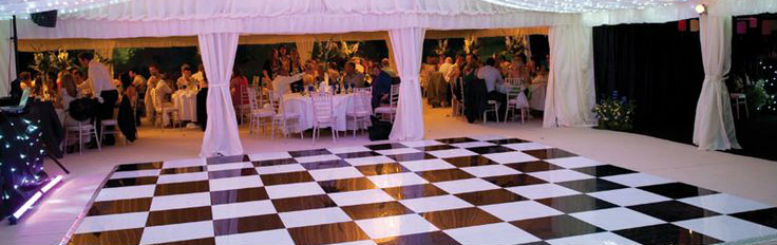 dance floor hire johannesburg